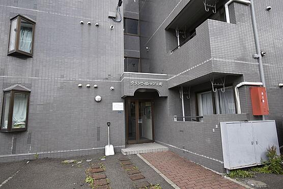 区分マンション-札幌市東区北二十三条東18丁目 エントランス入り口