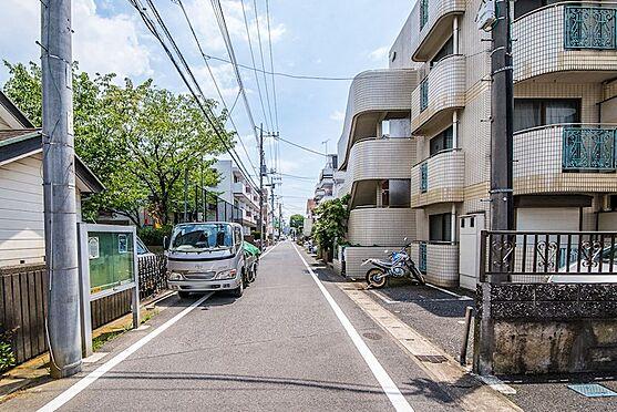 アパート-浦安市富士見2丁目 浦安市富士見2丁目、閑静な住宅街に立地したマンションです。