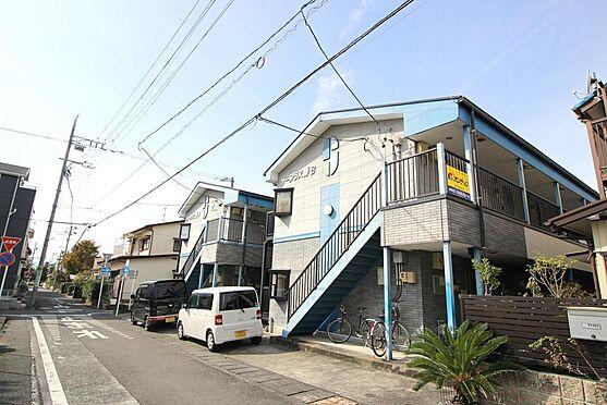 アパート-静岡市駿河区登呂4丁目 外観
