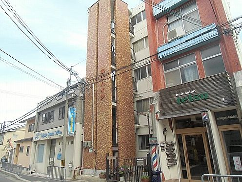 マンション(建物全部)-京都市東山区泉涌寺門前町 外観