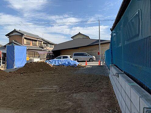 新築一戸建て-豊田市宝来町4丁目 小さなお子さまのいる方におすすめ!リビング横にタタミコーナーのあるタイプの間取りです!