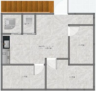 アパート-北区上十条1丁目 上十条1丁目アパート ライズプランニング