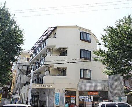 マンション(建物一部)-神戸市灘区城内通4丁目 落ち着いた印象の外観