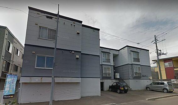 アパート-札幌市手稲区稲穂一条2丁目 外観