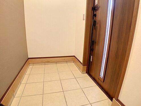 中古一戸建て-名古屋市天白区植田東1丁目 タイル張りの玄関