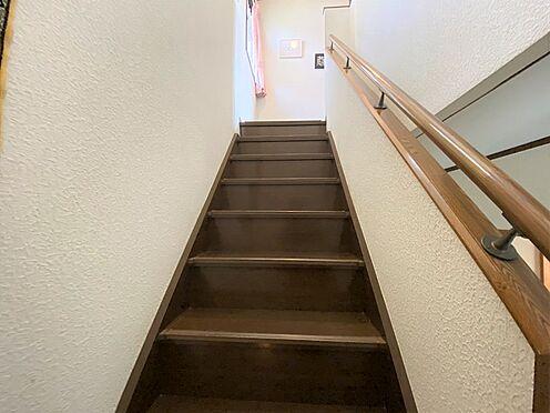 中古一戸建て-八王子市南陽台1丁目 2階への階段