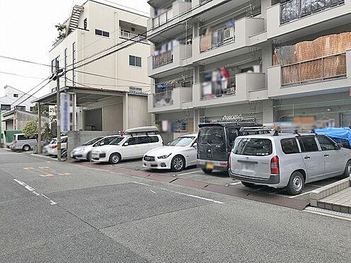 中古マンション-大阪市平野区西脇2丁目 駐車場