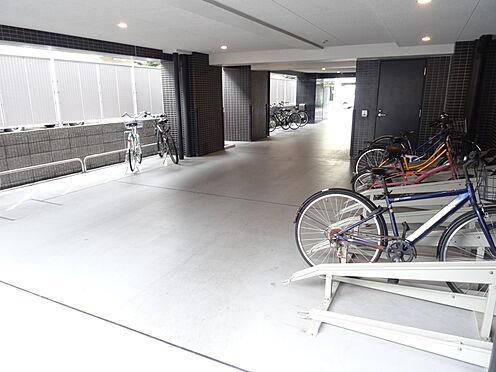 中古マンション-北区滝野川7丁目 自転車置き場