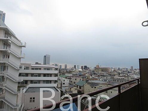 中古マンション-渋谷区本町3丁目 バルコニーからの眺望です。
