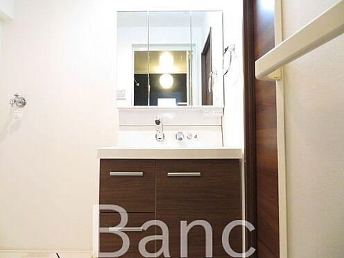 中古マンション-江東区富岡2丁目 便利な三面鏡付です