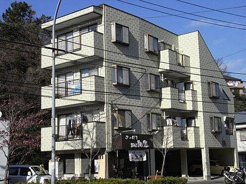 一棟マンション-横浜市磯子区上中里町 外観