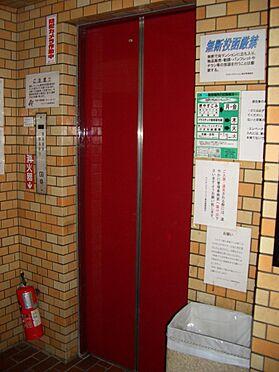 マンション(建物一部)-横浜市神奈川区栄町 エレベーター完備です。