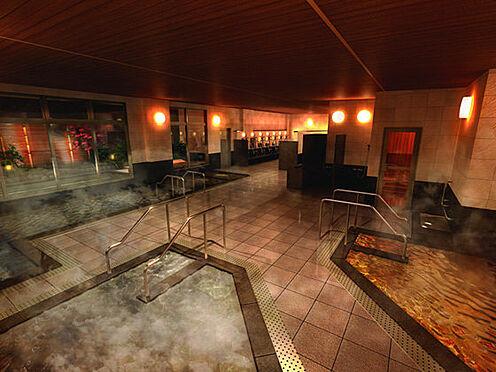 マンション(建物一部)-神戸市北区有馬町 天然大浴場、使用料無料