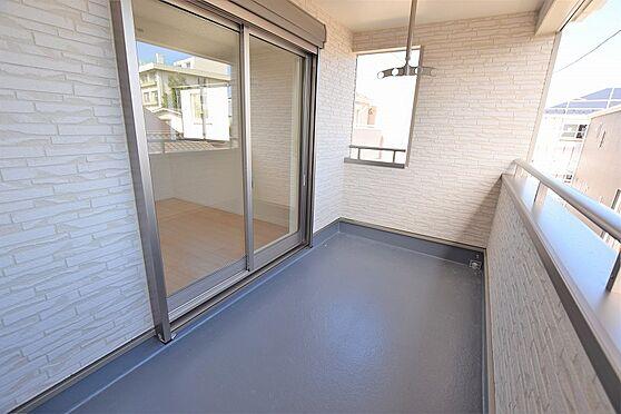 新築一戸建て-仙台市太白区八本松1丁目 バルコニー