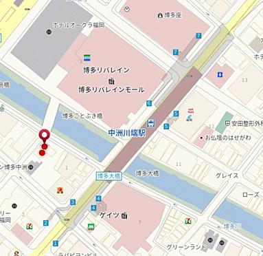 マンション(建物一部)-福岡市博多区中洲5丁目 その他