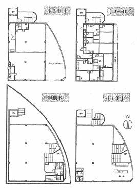 マンション(建物全部)-吉川市木売2丁目 間取り