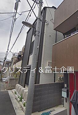 アパート-豊島区南長崎 外観