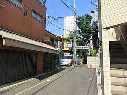 アパート-新宿区高田馬場3丁目 きこり