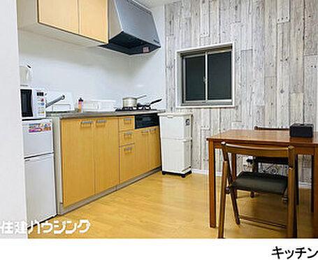 建物全部その他-新宿区北新宿1丁目 キッチン