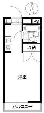 マンション(建物一部)-浜松市中区佐鳴台5丁目 間取り