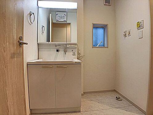 新築一戸建て-名古屋市南区戸部町3丁目 洗面化粧台