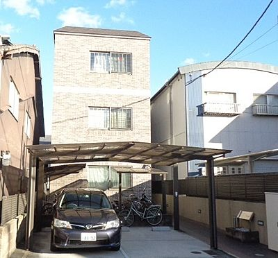 マンション(建物全部)-京都市伏見区深草北蓮池町 外観