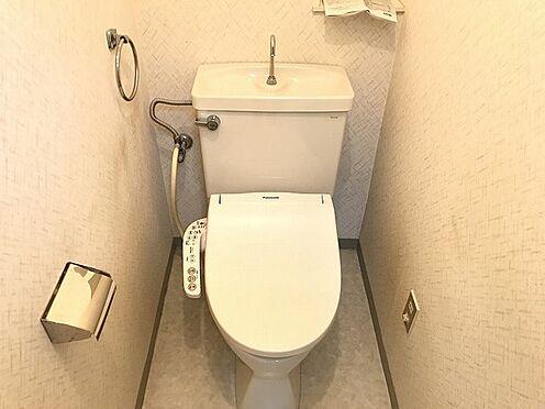 中古マンション-神戸市垂水区霞ケ丘6丁目 トイレ