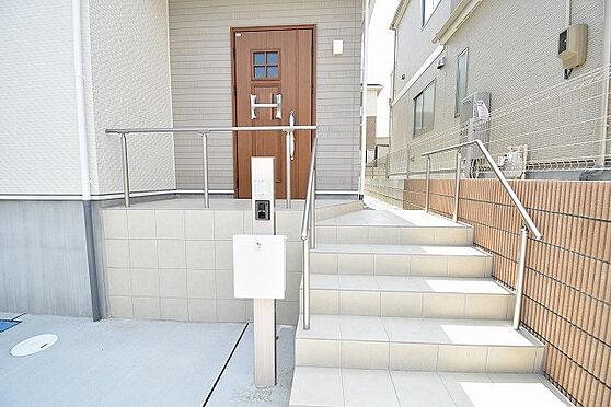 新築一戸建て-仙台市青葉区西勝山 玄関