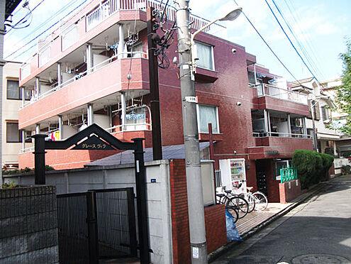 中古マンション-渋谷区笹塚2丁目 外観