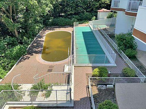 中古マンション-伊東市川奈 〔屋外プール〕夏期限定でオープンいたします。