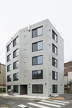 マンション(建物全部)-板橋区坂下2丁目 建物外観