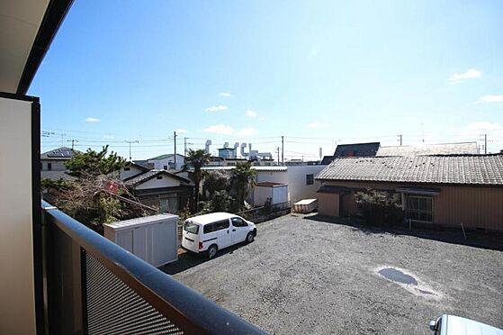 アパート-水戸市住吉町 風通しの良い立地