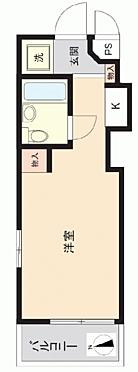マンション(建物一部)-川崎市中原区木月 間取り