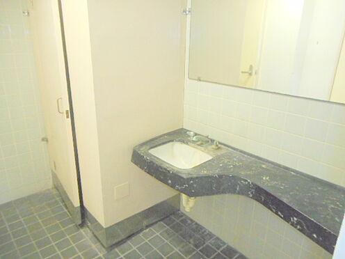 店舗(建物一部)-世田谷区中町2丁目 トイレ