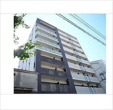 マンション(建物一部)-大阪市港区南市岡3丁目 外観