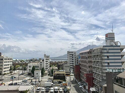 ビル(建物全部)-鹿児島市堀江町 6階からの眺望
