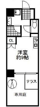 マンション(建物一部)-大阪市都島区友渕町2丁目 専用庭・テラス付き