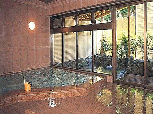 中古マンション-伊東市八幡野 ≪温泉大浴場≫