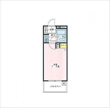 マンション(建物一部)-神戸市東灘区魚崎西町3丁目 間取り