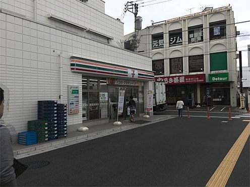 中古一戸建て-富士見市上沢1丁目 セブンイレブン鶴瀬駅東口店(1024m)