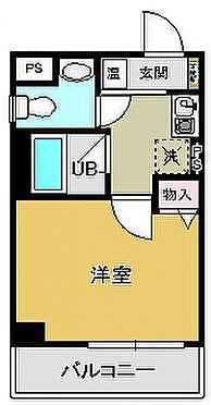 マンション(建物一部)-大阪市浪速区大国3丁目 間取り