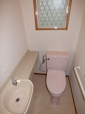 中古一戸建て-町田市金井町 1階トイレ