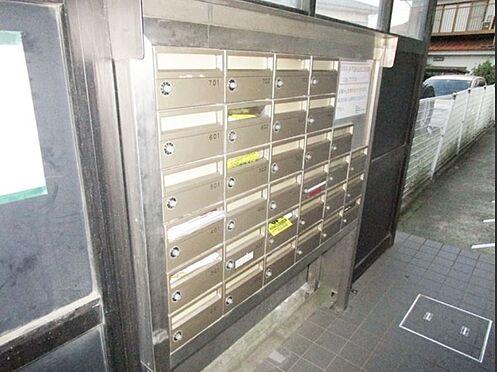 マンション(建物全部)-厚木市元町 メールBOX