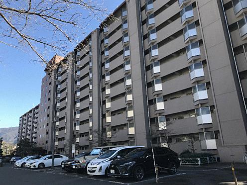 中古マンション-京都市山科区西野阿芸沢町 外観