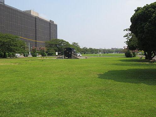 中古マンション-千葉市美浜区稲毛海岸3丁目 稲岸公園(350m)