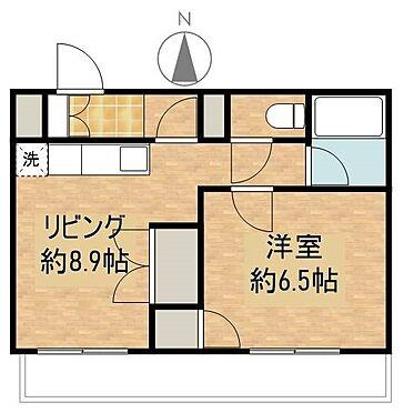 マンション(建物全部)-座間市緑ケ丘3丁目 101号室