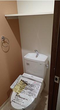 アパート-大田区大森東2丁目 トイレ