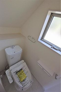 新築一戸建て-仙台市太白区緑ケ丘3丁目 トイレ