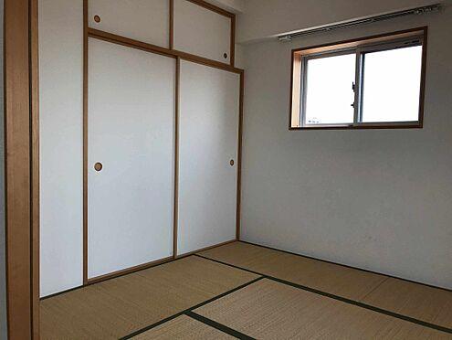 中古マンション-江戸川区北小岩6丁目 2面採光の和室