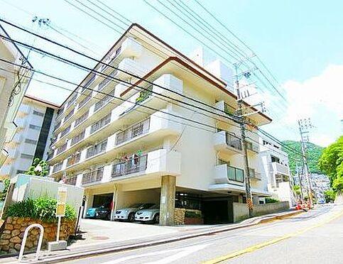 マンション(建物一部)-神戸市灘区六甲台町 明るい印象の外観